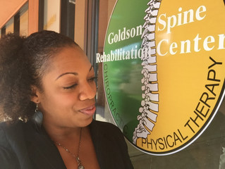 Injured in an Accident, Deal With Your Injuries FIRST! Why Goldson Spine Rehabilitation Center Shoul