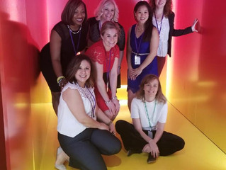Facebook COO Sheryl Sandberg Brought Some Amazing  Women Together Including Myself In Honor of Inter