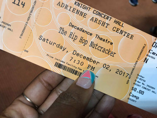 On The Scene  At The Adrienne Arsht Center For The Hip Hop Nutcracker