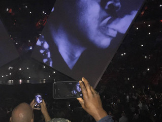 Press Release Marketing is On The Scene at Jay Z's 4:44 concert…