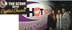 The Founders of South Florida Black Business Directory  at  HOT 105/Cox Media discussing the Black Dollar and its trillion dollar impact.