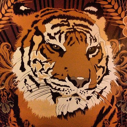 Bengal Tiger Strength Hot Yoga Vancouver