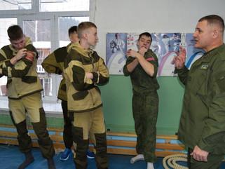 Дан старт подготовки к областным соревнованиям по тактической медицине.
