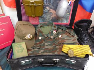 """Акция """"Армейский чемоданчик""""."""