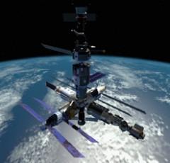 35 лет назад на космическую орбиту была выведена научная станция «Мир».