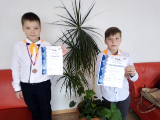 Команда МАУДО ДООЦ - призер окружных соревнований по робототехнике.