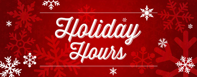 Holiday Camps and Hours