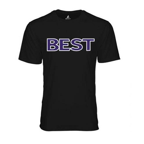 Men's Short Sleeve 2.0 - Best Logo