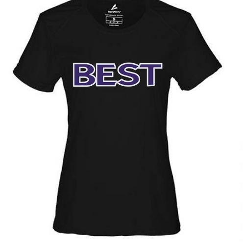 Women's Short Sleeve 2.0 - Best Logo