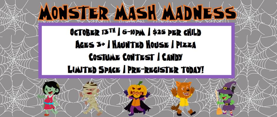 Monster Mash Madness
