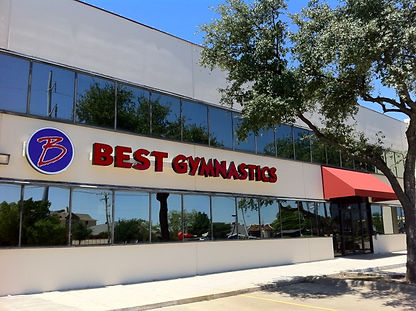 Best Gymnastics Exterior