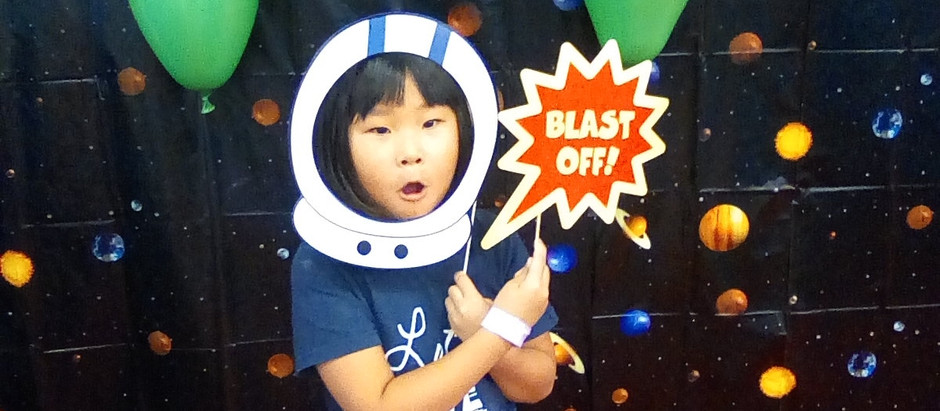 Out of This World Party Photos