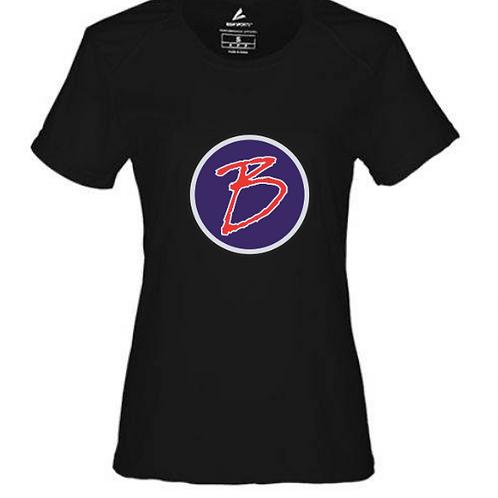 Women's Short Sleeve 2.0 - B Logo