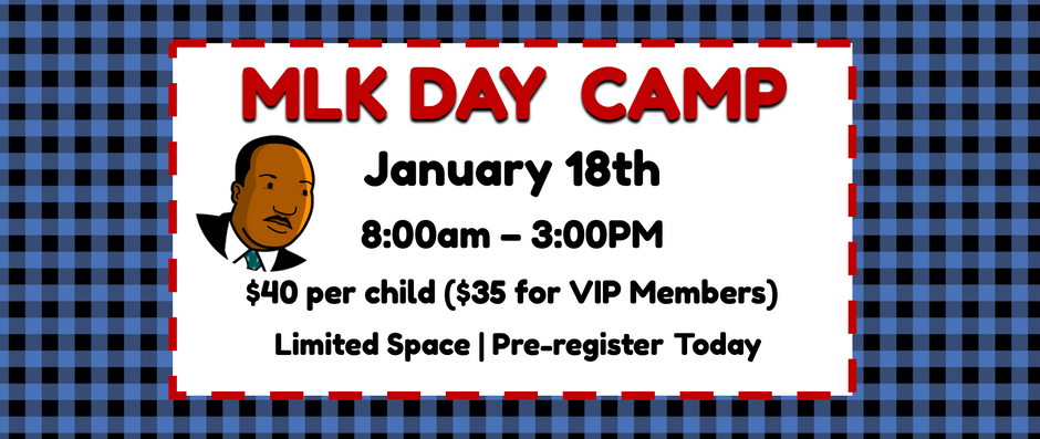 Martin Luther King Jr. Day Camp