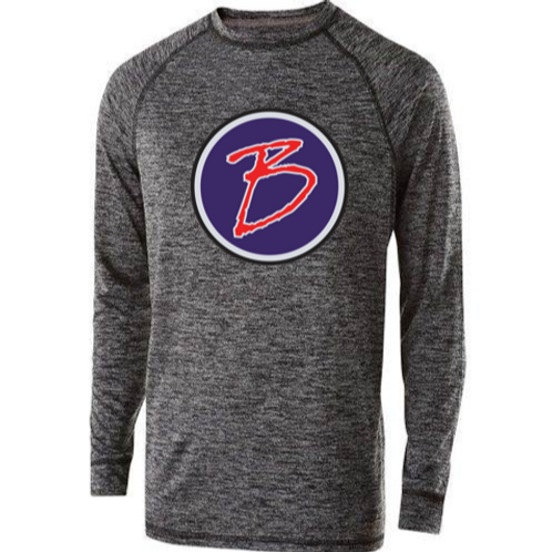 Men's Long Sleeve 2.0 - B Logo
