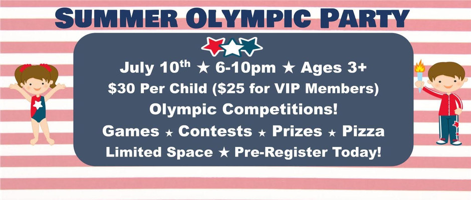 Summer Olympic Party