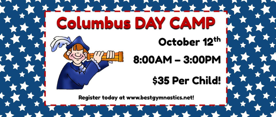 Columbus Day Camp