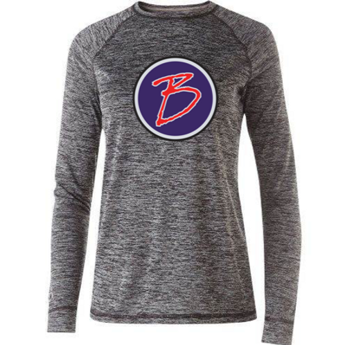 Women's Long Sleeve 2.0 - B Logo