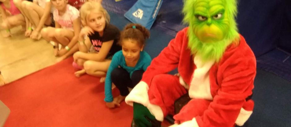 Merry Grinchmas Photos