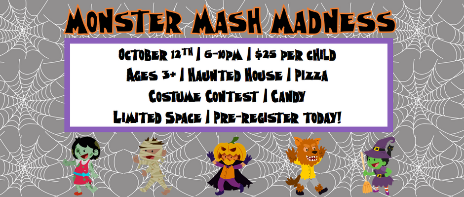 Monster Mash Madness