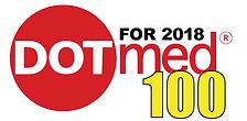 Dotmed 100 2018 logo.jpg