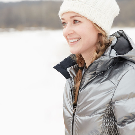 Keeping Your Hair and Skin Happy This Winter