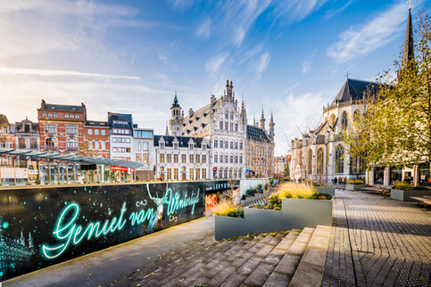 Wintertijd Leuven - 2019