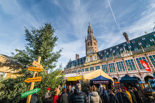 Leuvense Kerstmarkt 2019
