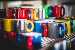 Ze zeggen wel eens dat onze koffie echt lekker is...
