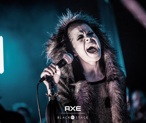 Kovacs - AXE Black