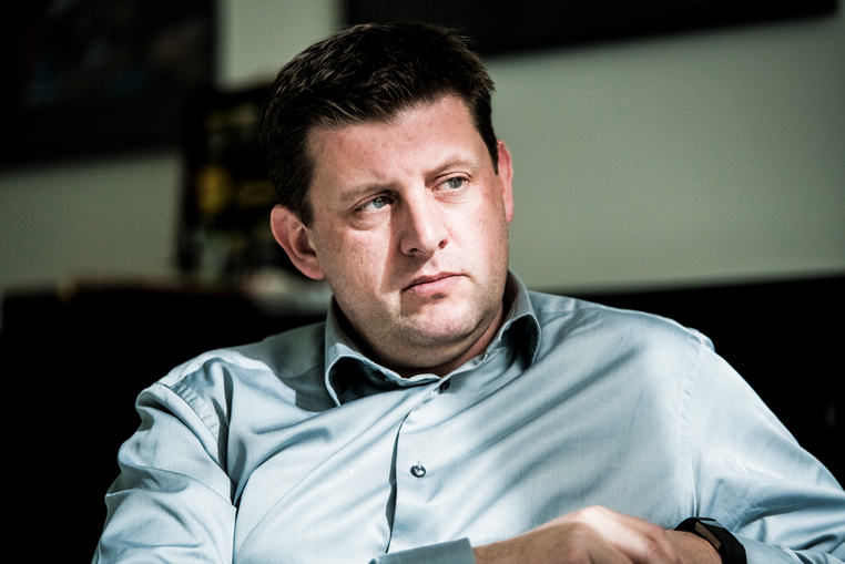 John Crombez - SP.A Nationaal