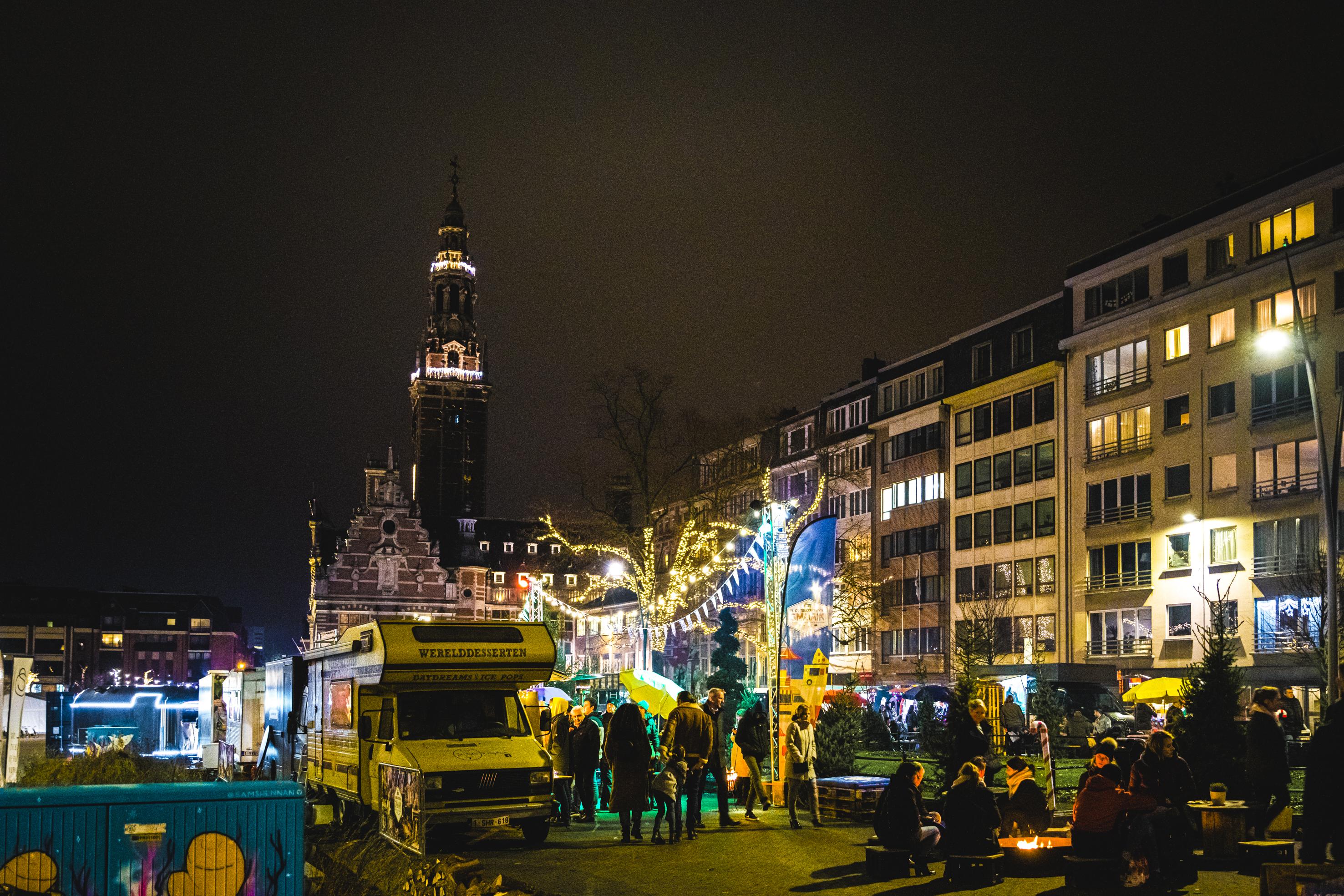 Wintertijd in Leuven | Stad Leuven