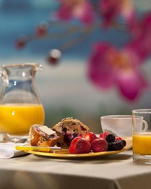 Frühstück im Hotel Gani zur Laute Mindelheim