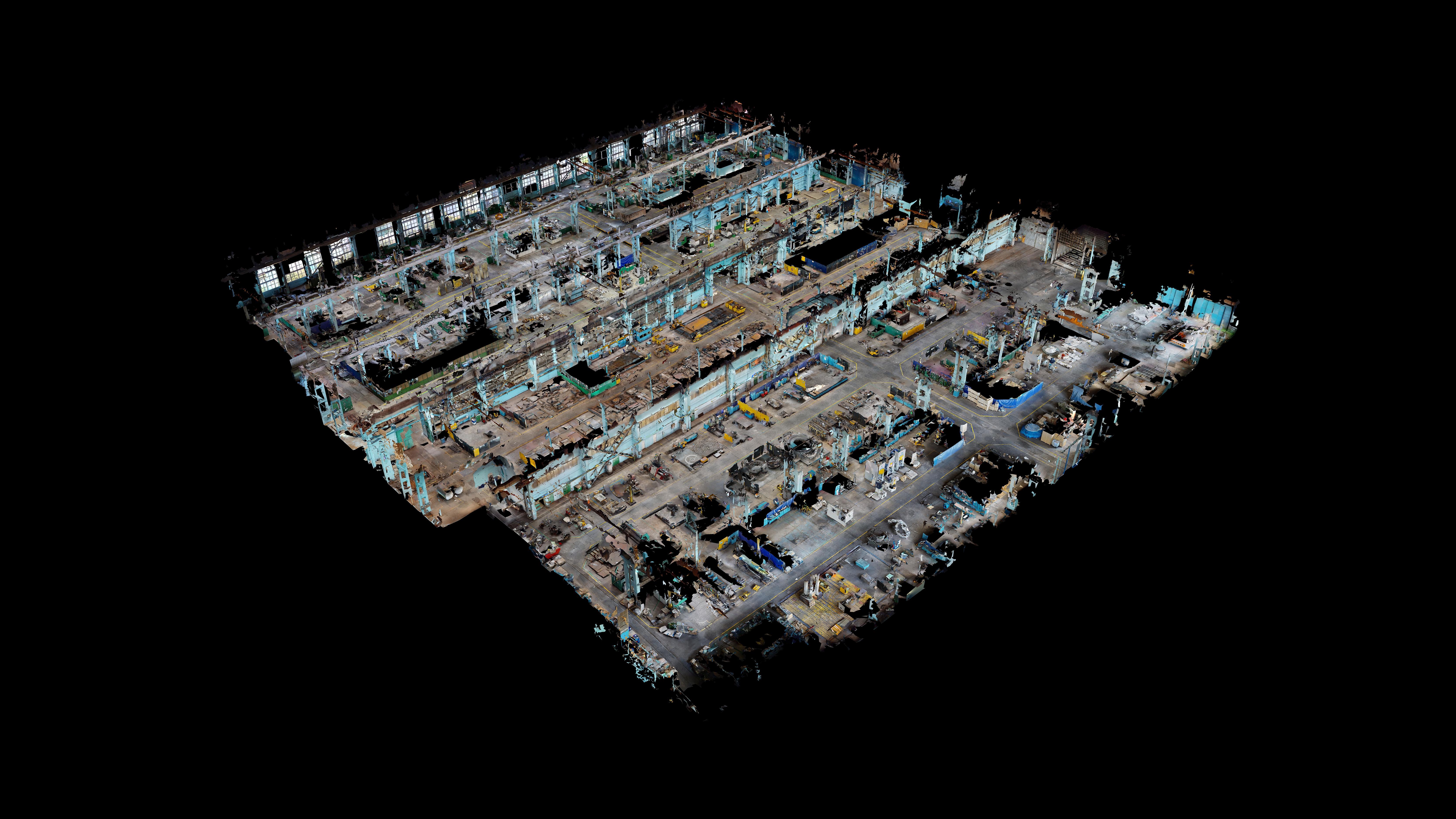 Производствени и промишлени помещения