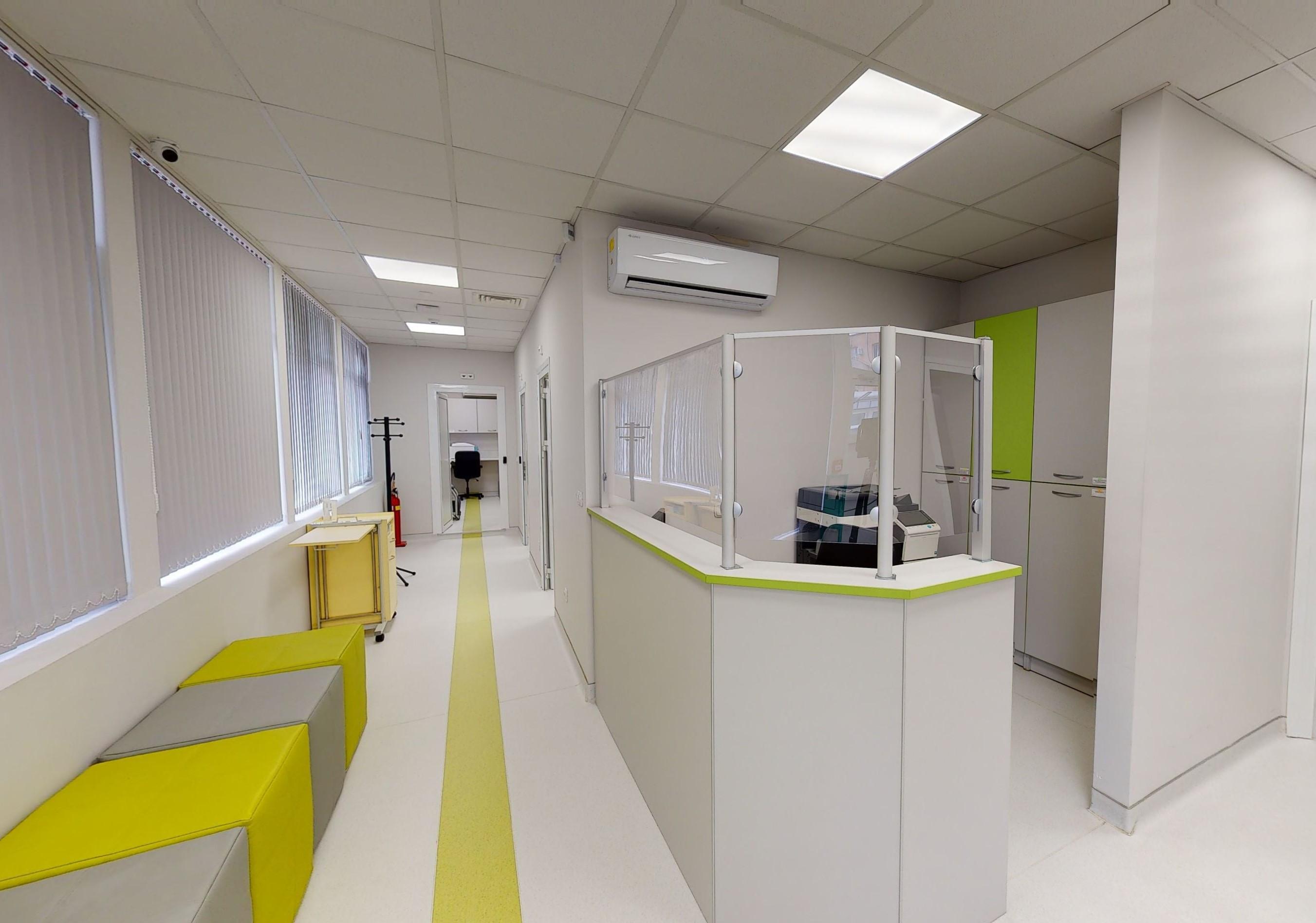 Клиники, кабинети и лаборатории
