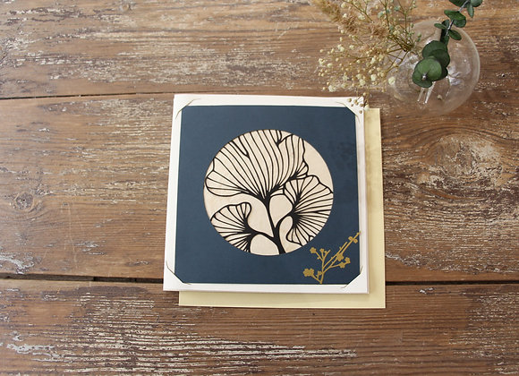 """O VEGETAL 28"" Papercut by MISS ONNAE"