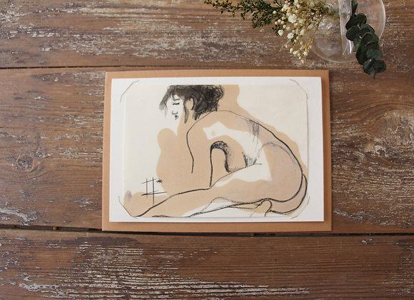 """""""NACRE"""" Techniques mixtes by MARIE COLIGNON"""