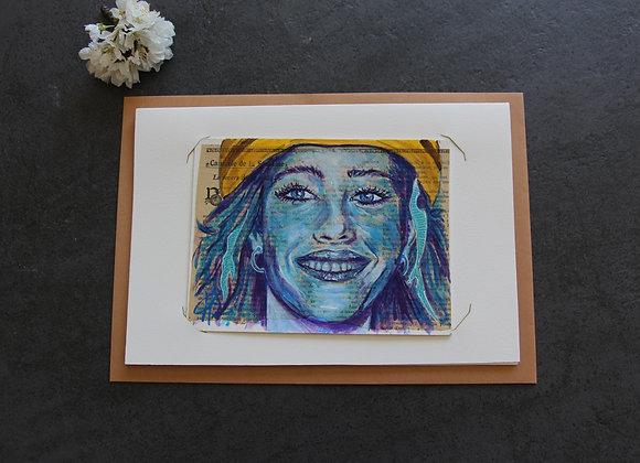"""ENJOY"" Peinture by AIMERE"