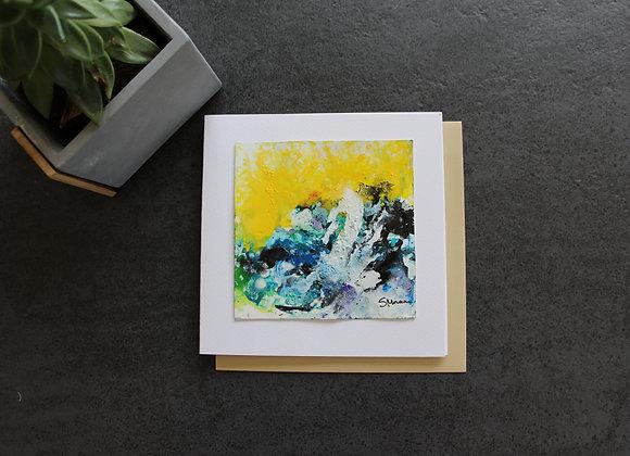 """OEUVRE 33""Peinture by STELIANA MOCANU"
