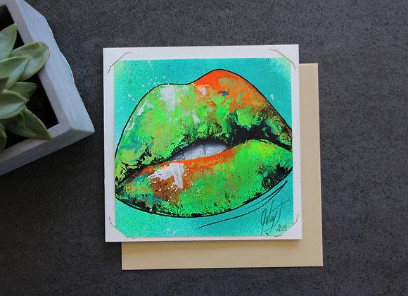 """OEUVRE 1"" Peinture by JULIE GALIAY"
