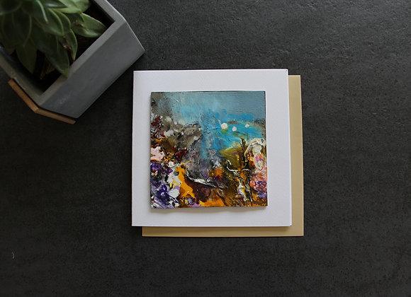 """OEUVRE 23""Peinture by STELIANA MOCANU"