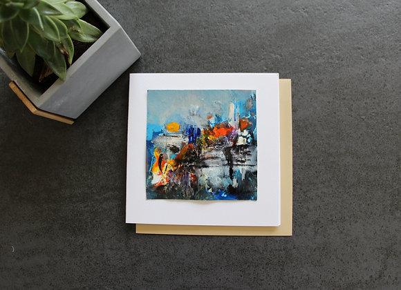 """OEUVRE 31""Peinture by STELIANA MOCANU"