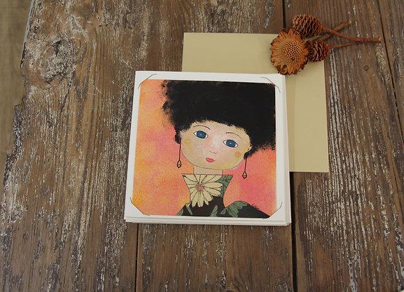"""AMANDA"" Peinture by NOH-LIM"