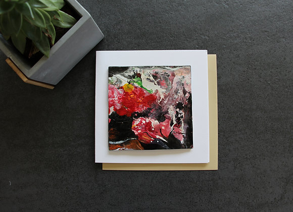 """OEUVRE 19""Peinture by STELIANA MOCANU"