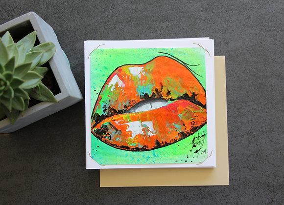 """OEUVRE 2"" Peinture by JULIE GALIAY"