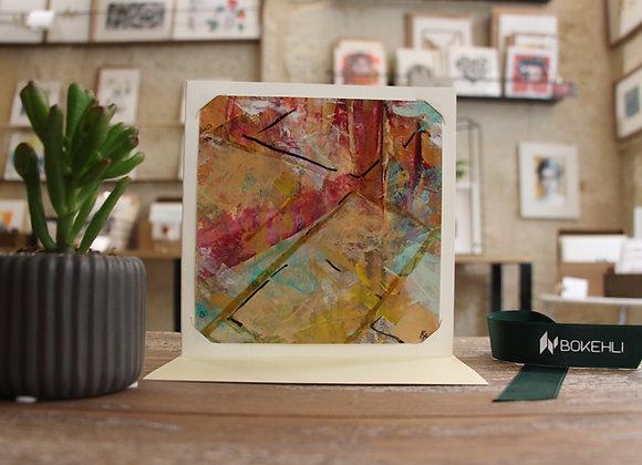 """BORDEAUX MERLOT 11"" Peinture by ART KELLY ALLISON"