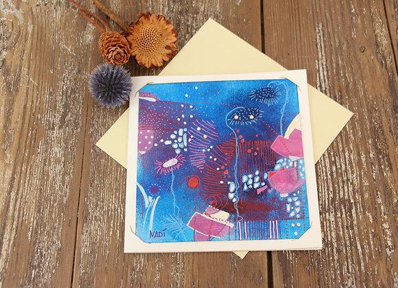 """"""" PINK DREAM """"Peinture by NADI"""
