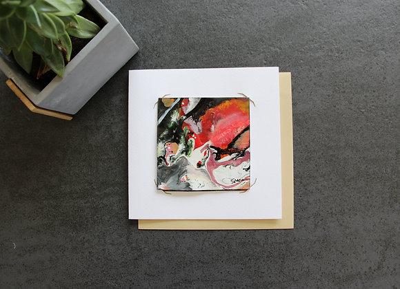 """OEUVRE 26""Peinture by STELIANA MOCANU"