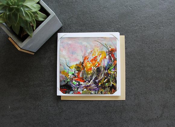 """OEUVRE 21""Peinture by STELIANA MOCANU"