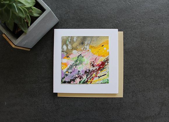 """OEUVRE 6""Peinture by STELIANA MOCANU"
